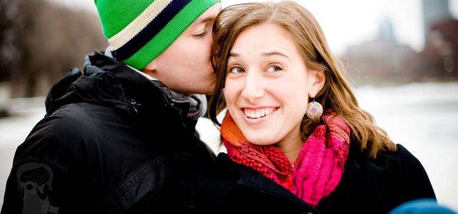 ❉ Emma + Nick = qts! ❉ - Boston Portrait Photographer