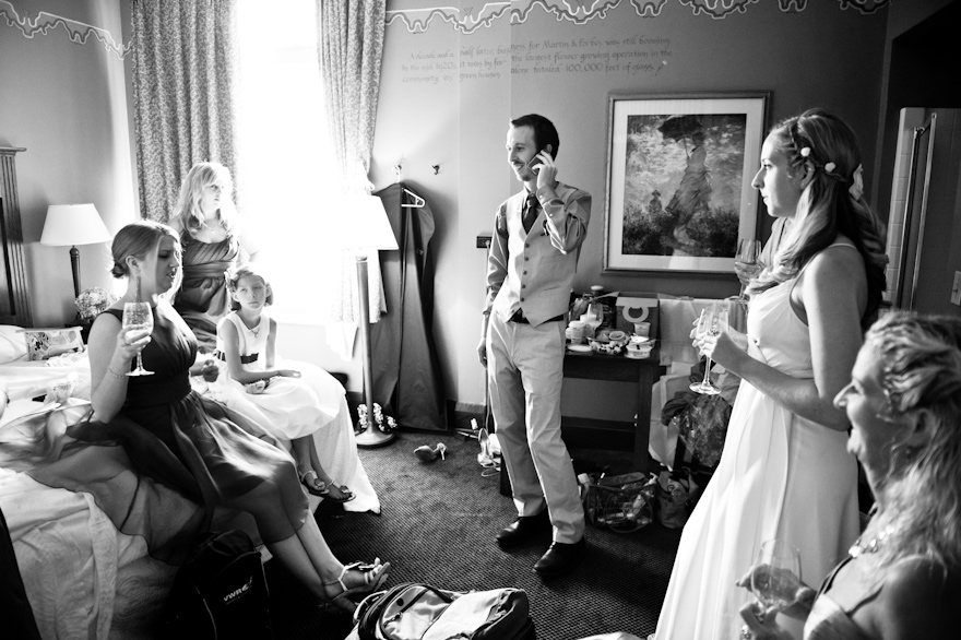 Chantel & Mike - Oregon wedding
