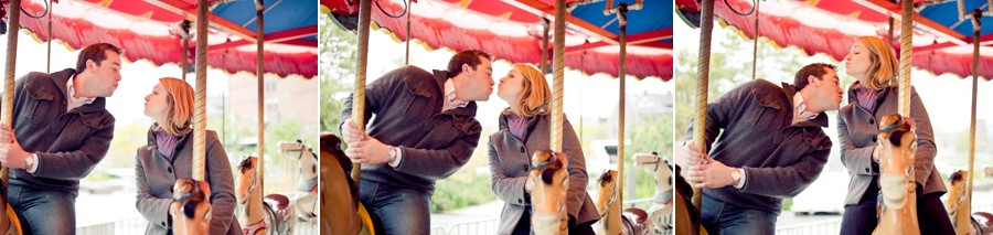 Caitlin & Ira are getting married! - Boston engagement photographer