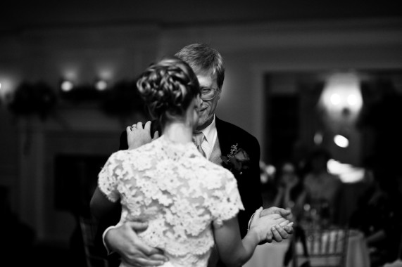 Father-daughter dance - Boston wedding