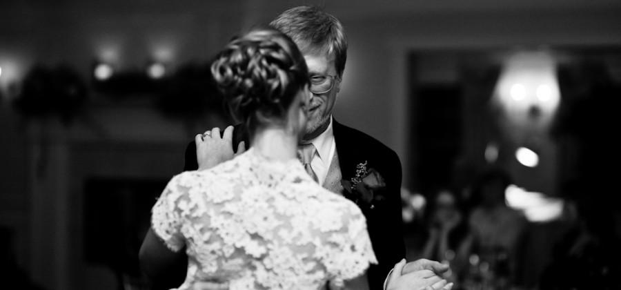 Father-daughter dance - Boston wedding