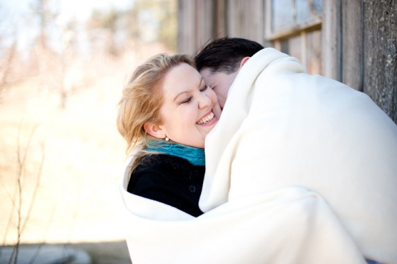 Sarah & Jon are engaged!