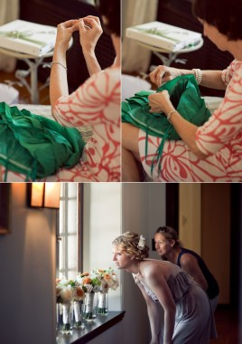 Caitlin & Ira married at Willowdale Estate