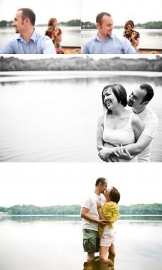 Janice & Chris - anniversary shoot in Arlington, MA