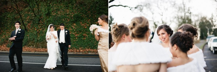 Anisa & Nick - Married at the Benson, Downtown Portland