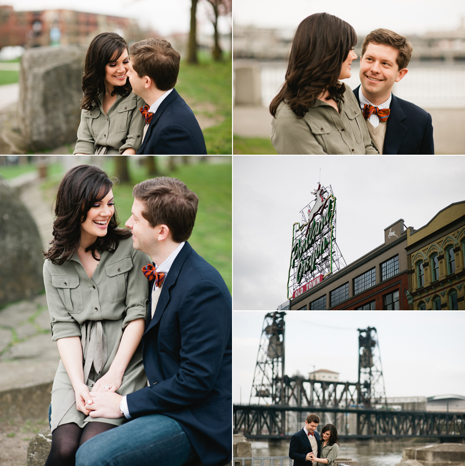 portland waterfront engagement