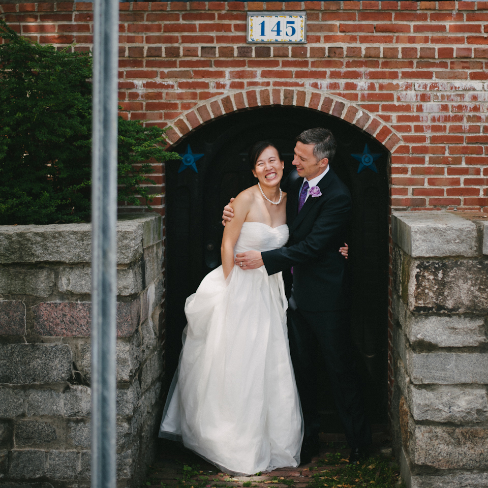 central square wedding