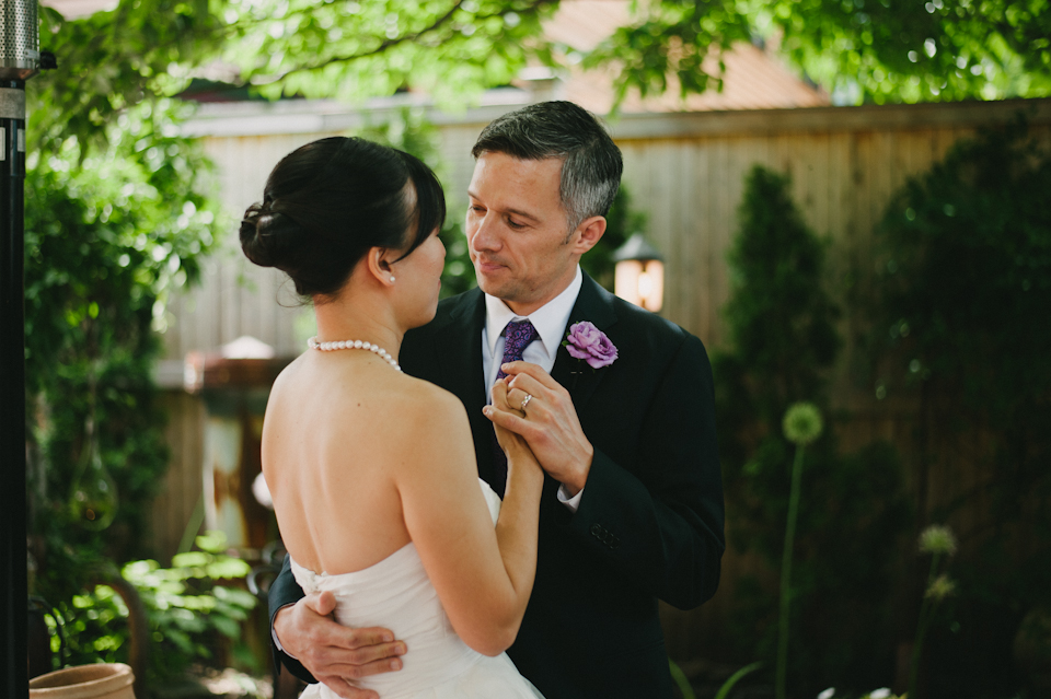 first dance at oleana