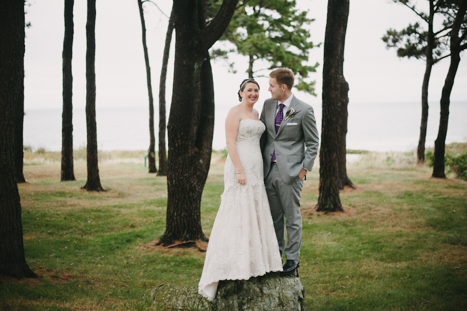 cape neddick maine wedding