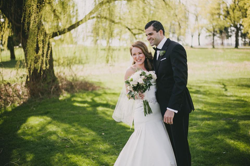 wedding portrait the garrison new york