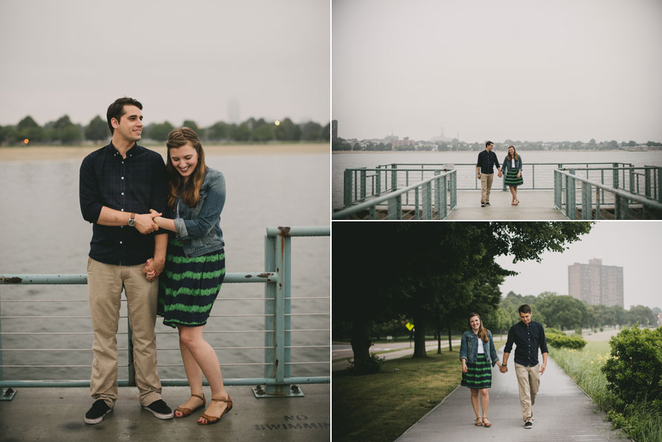 south boston Engagement session