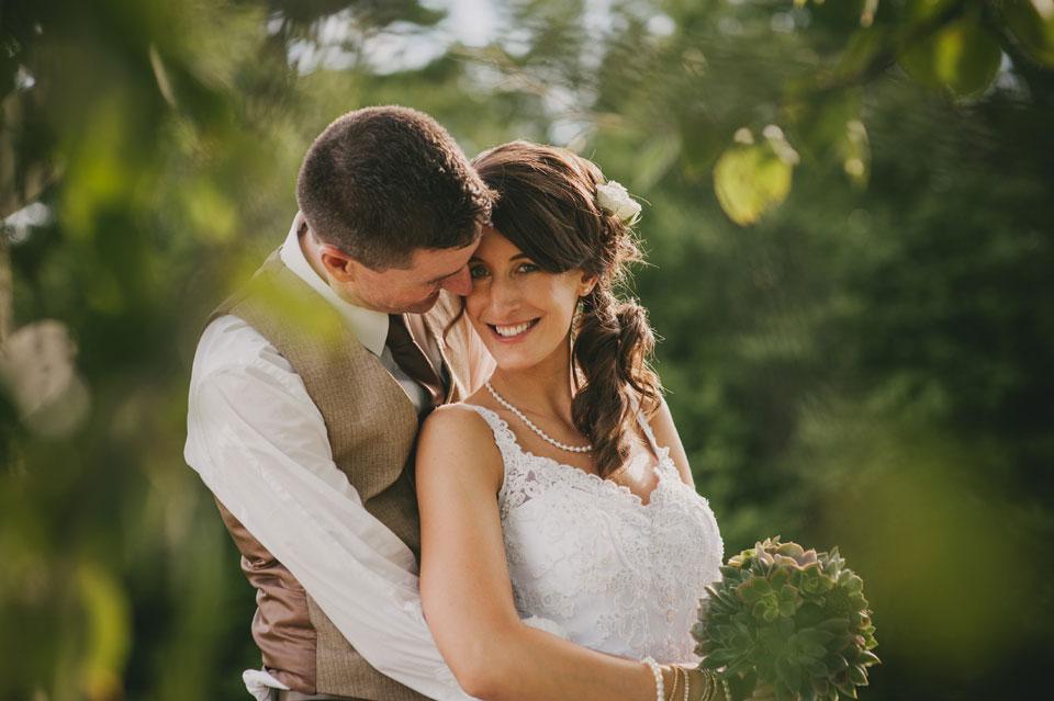 wedding portraits at Kitz Farm