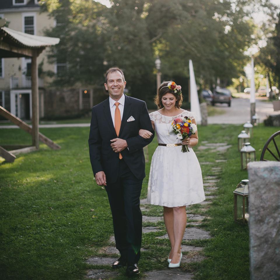 tiverton meeting house wedding