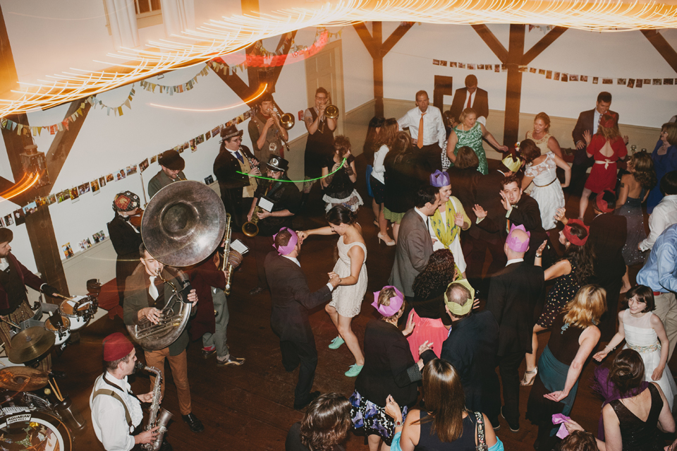 emperor norton's stationary marching band wedding