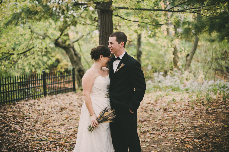 Charles River Museum of Industry and Innovation Fall Wedding
