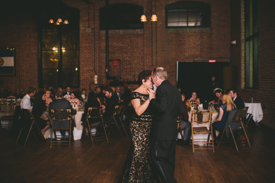 Fall Wedding At The Charles River Museum Of Industry Innovation