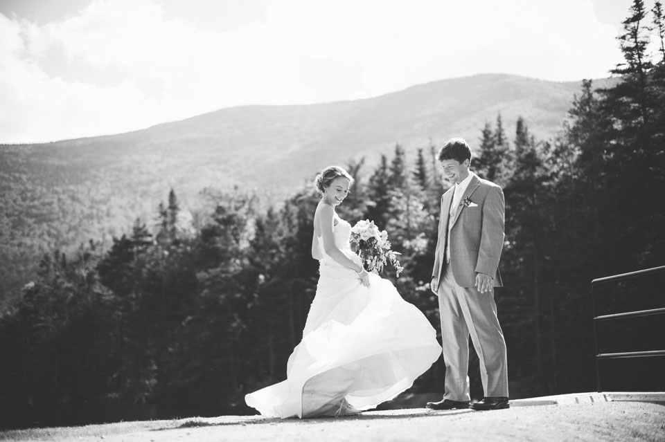 Woodstock Inn & Brewery Wedding - Woodstock New Hampshire