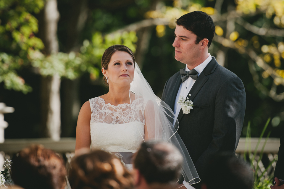 Henderson House Wedding
