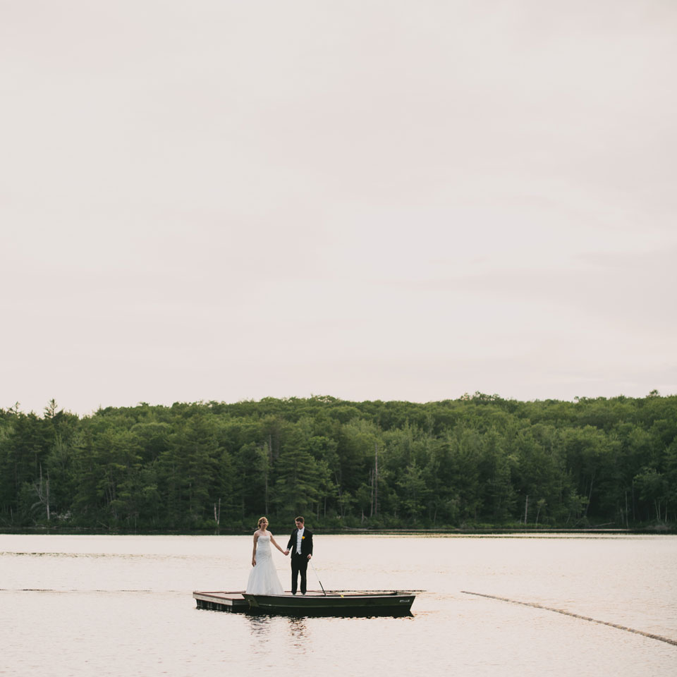 Toah Nipi Wedding, New Hampshire