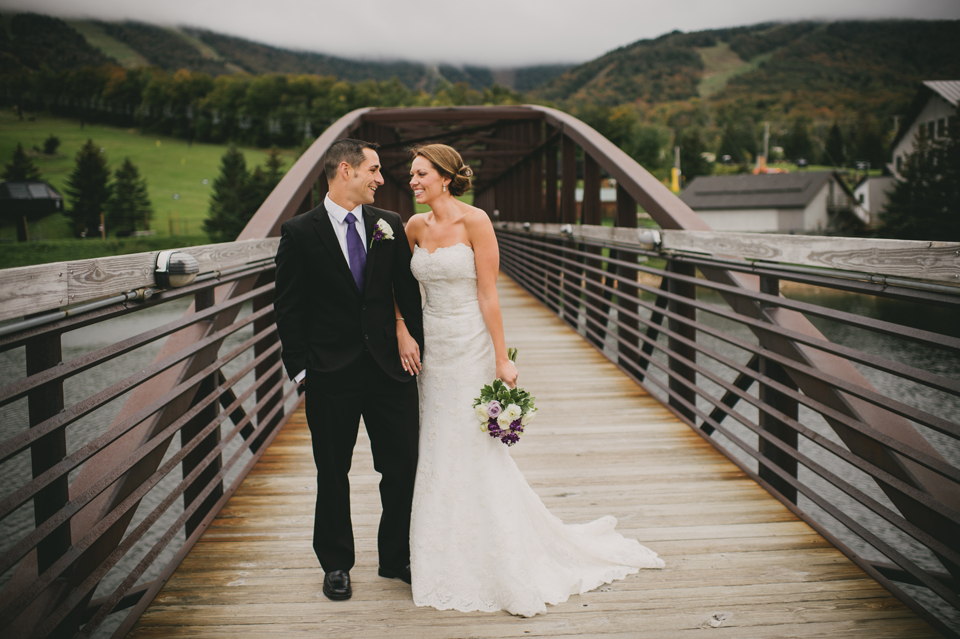 Killington, VERMONT Wedding