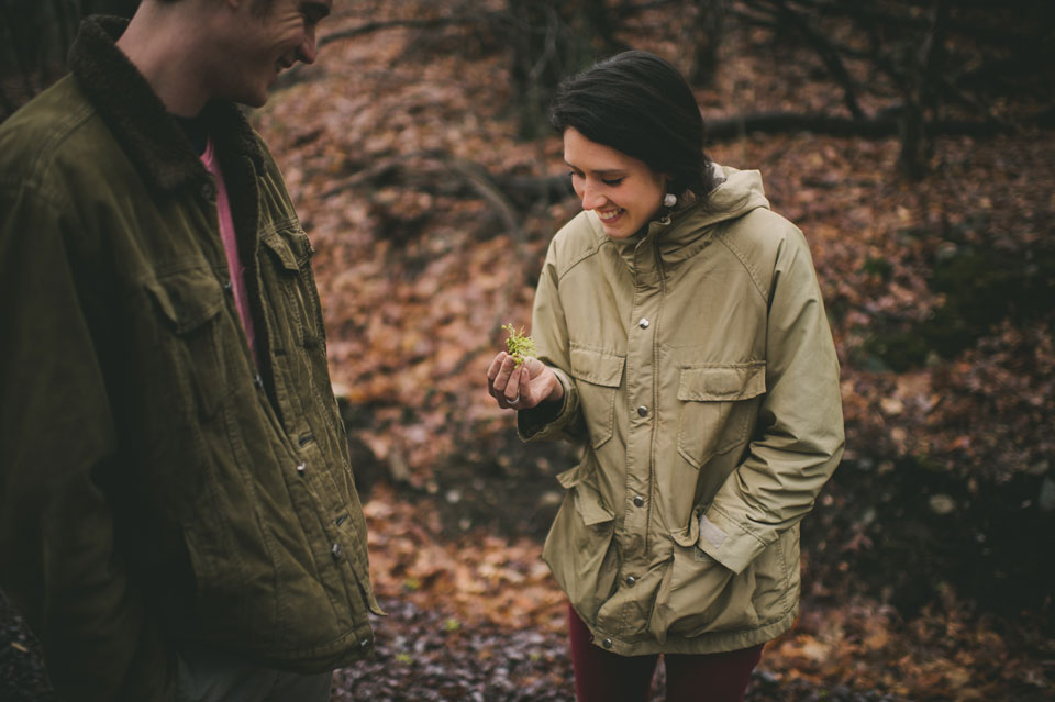 middlesex fells reservation engagement photos