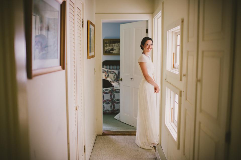 New Hampshire Farm wedding