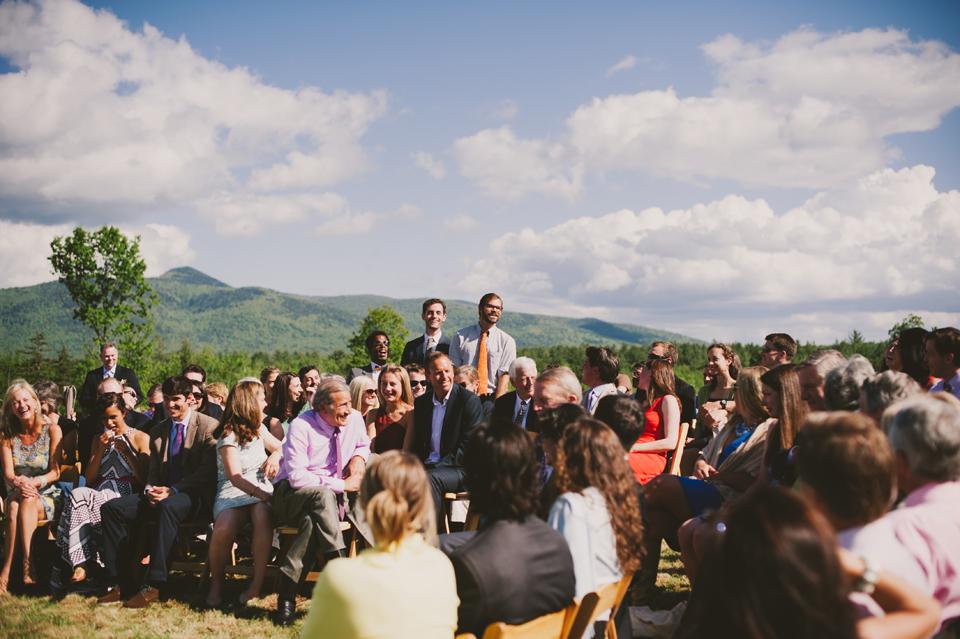quaker style wedding ceremony