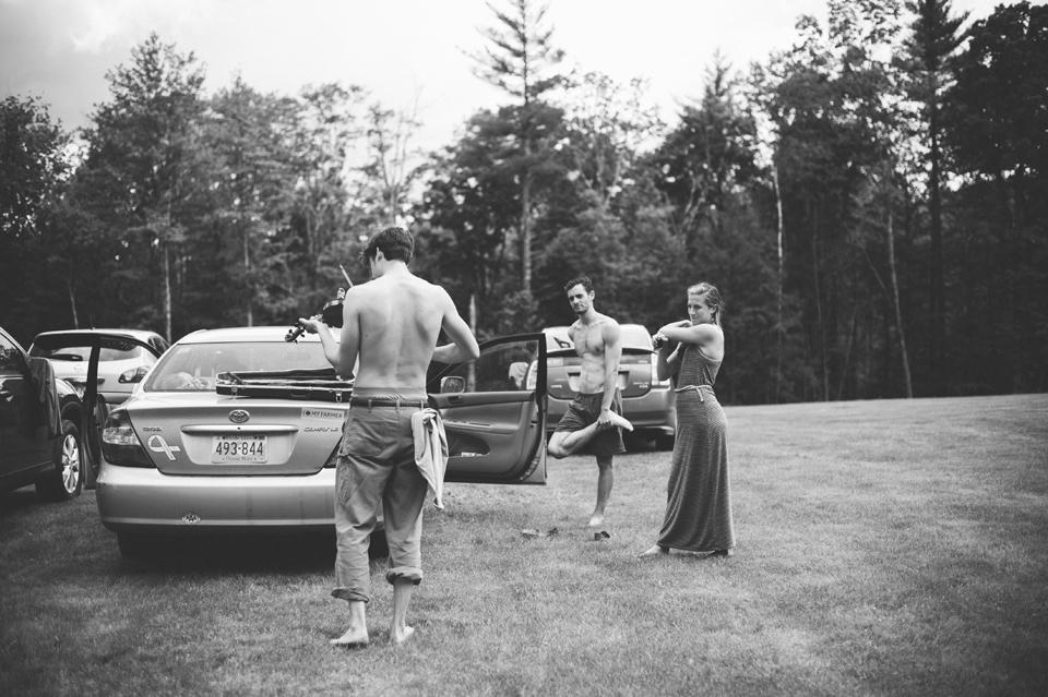 North Sandwich, New Hampshire wedding