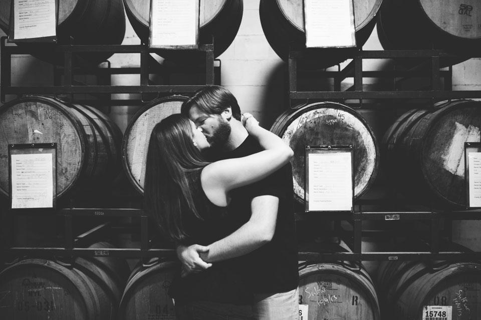 Nightshift Brewing Company Engagement session
