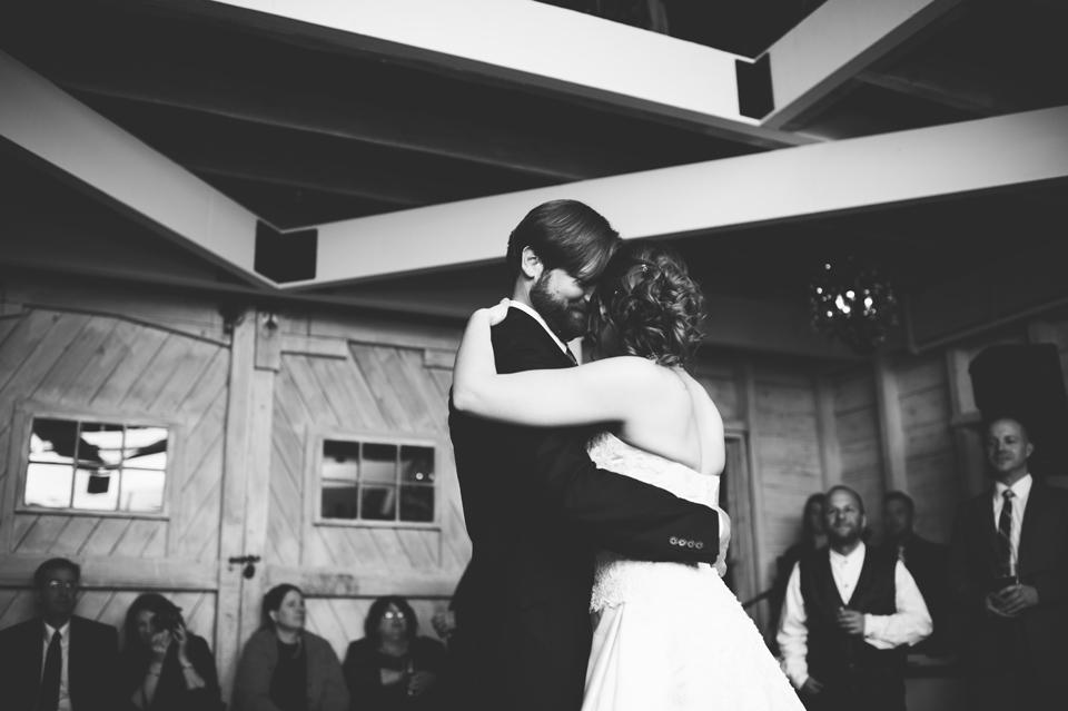 The Barn at Hardy Farm wedding