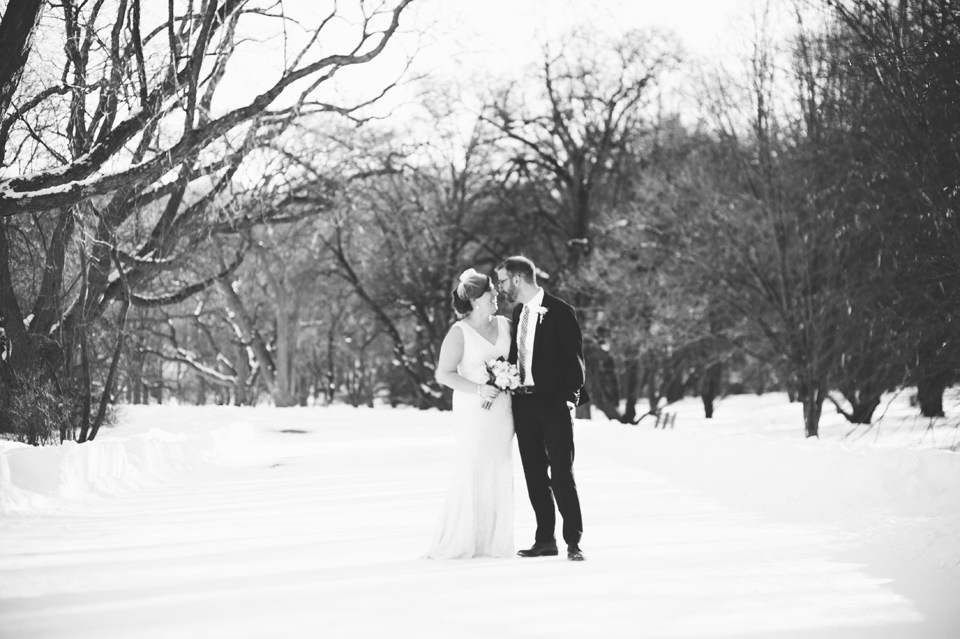 winter wedding arnold arboretum