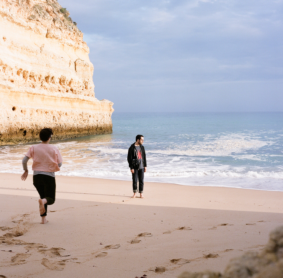 Praia da Marinha photographer