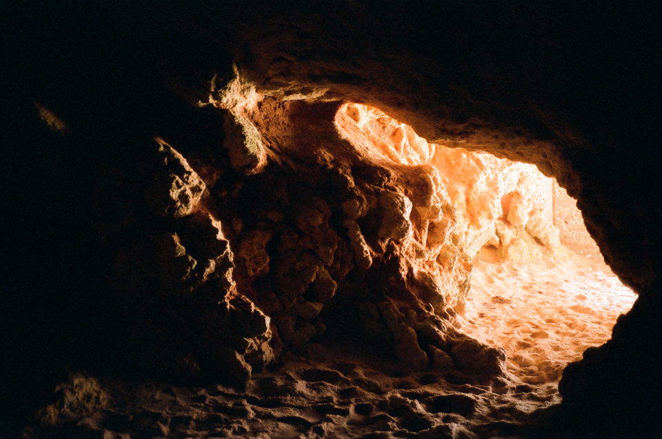 Algarve Cave