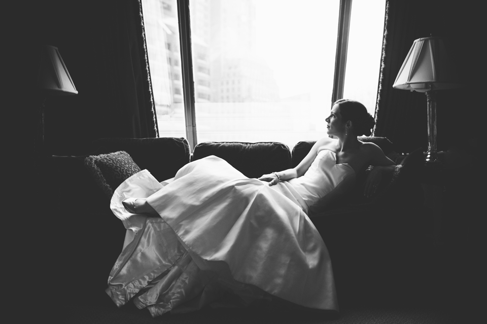 The Langham Hotel Wedding Boston