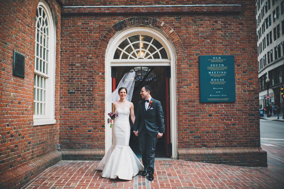 Downtown Harvard Club Wedding