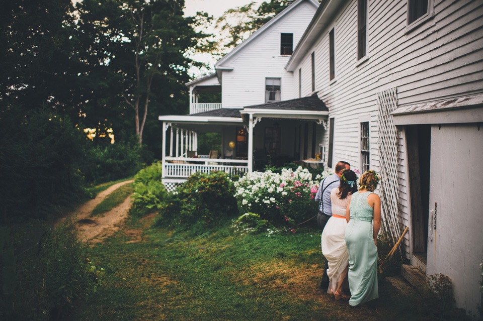 sargentville wedding photographer