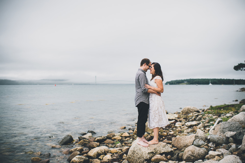 Deer Isle Maine wedding
