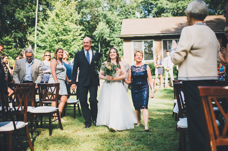 new england farm wedding