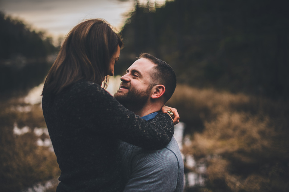 lost pond trail engagement
