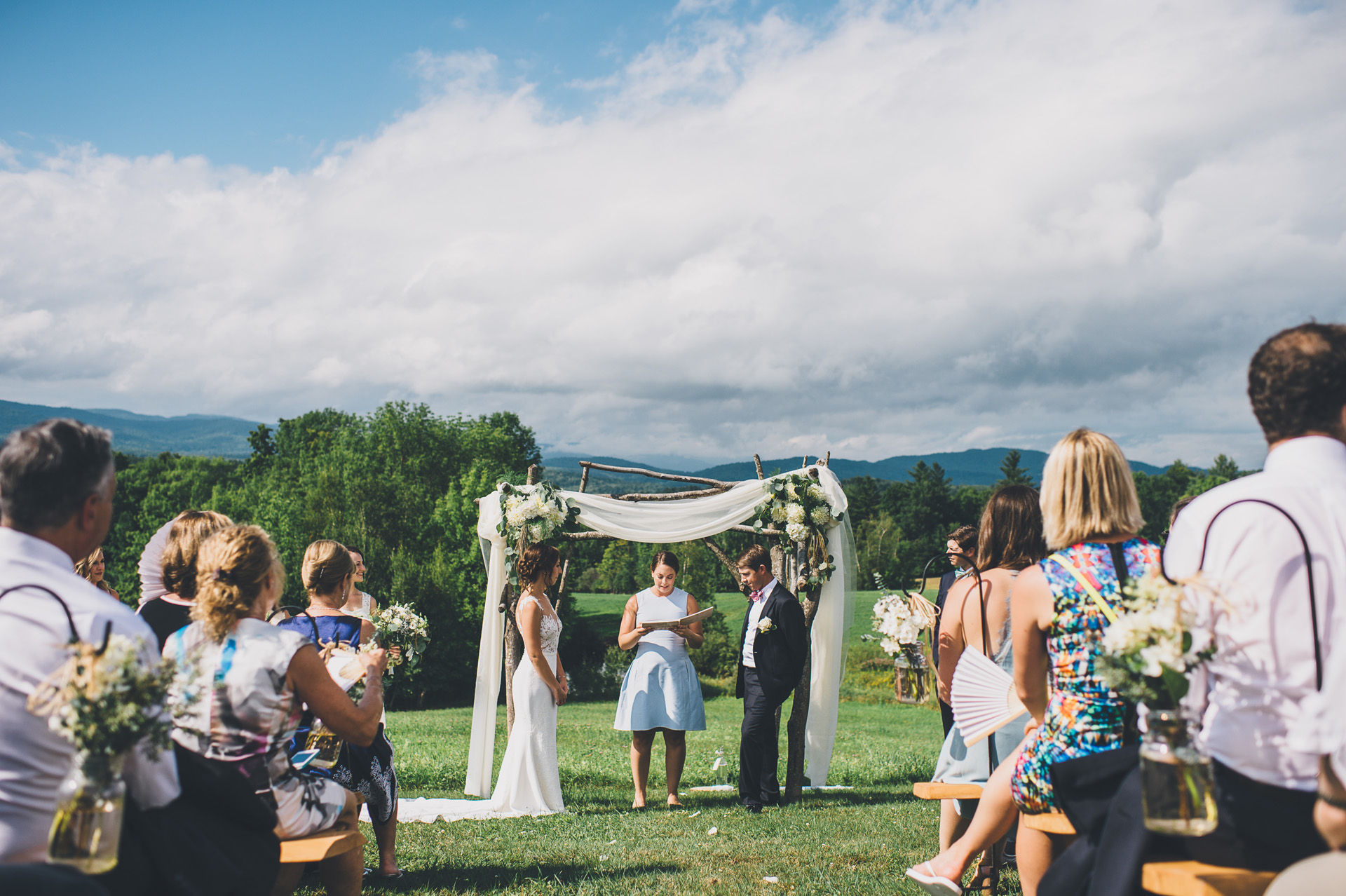 mad river valley wedding