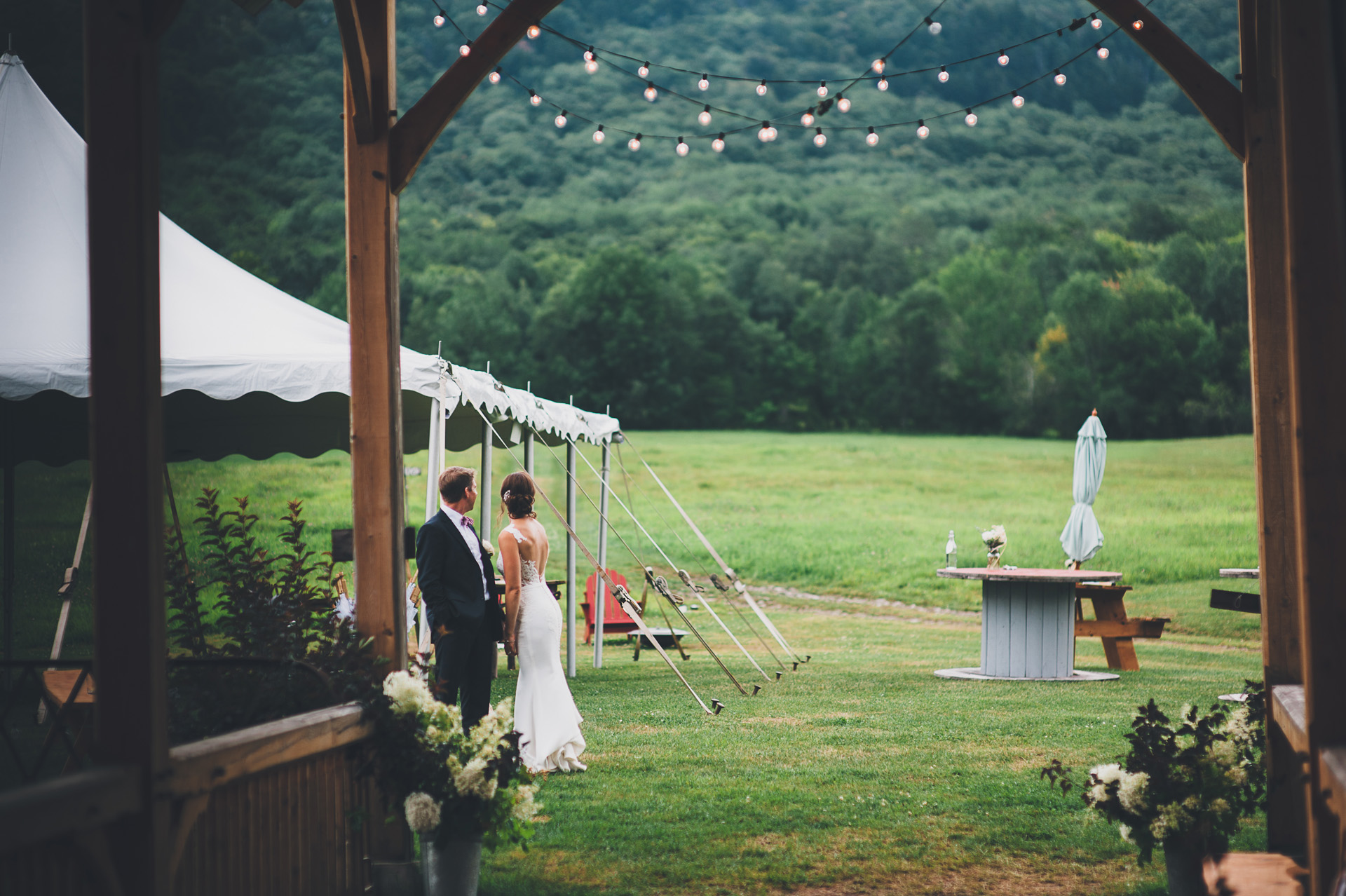 bliss ridge wedding ceremony