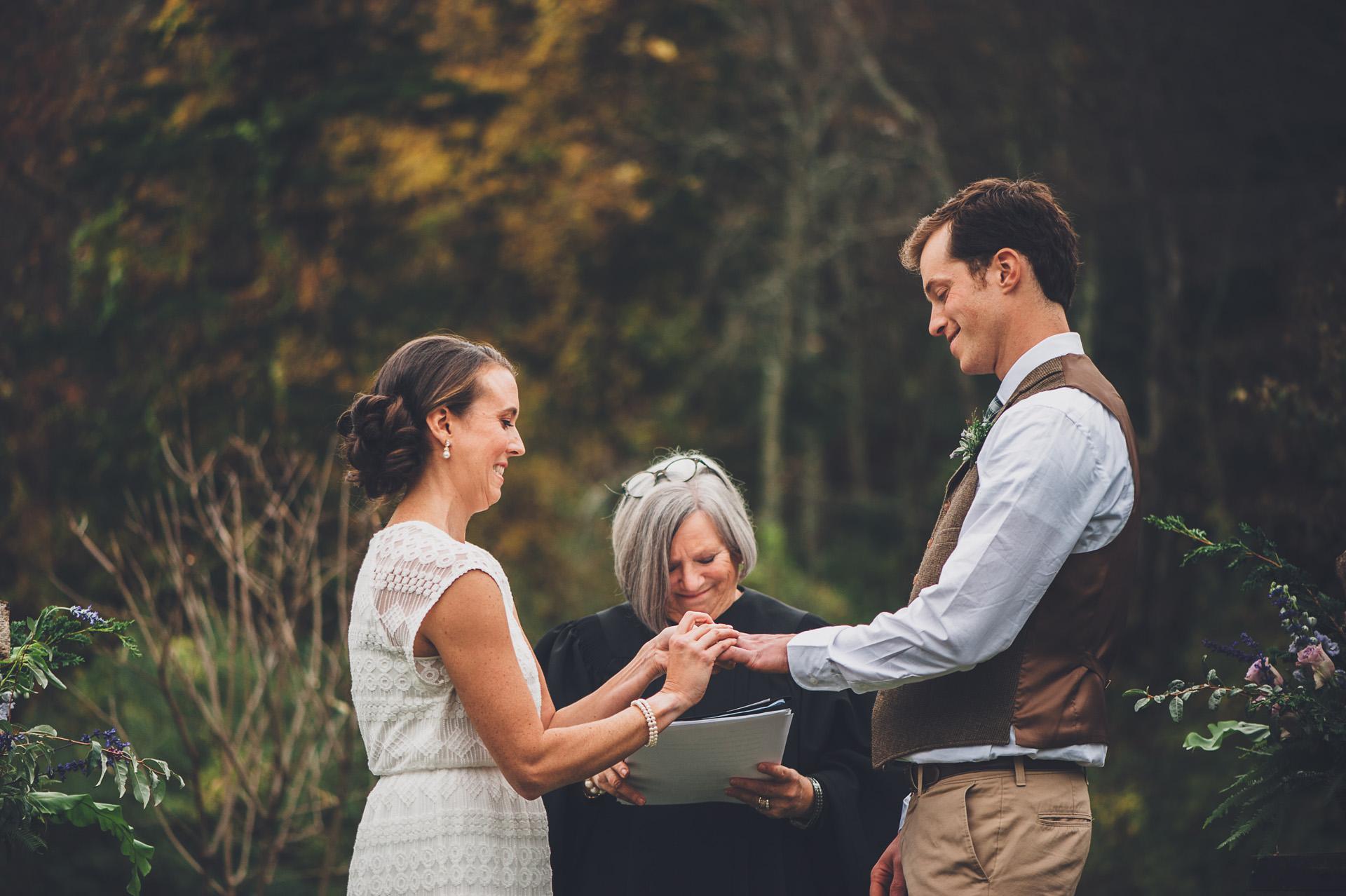 Pierce House Wedding photographer
