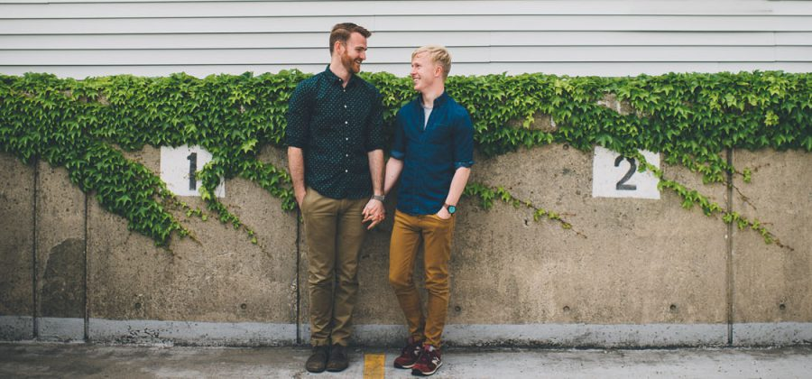 Chris & Brian